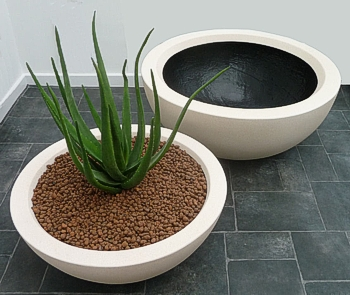 Lovely Large Bowl Planters GB64