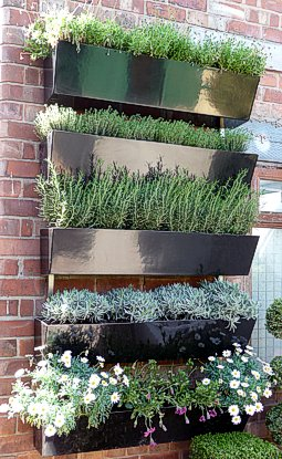 At Last You Can Have A Garden On A Wall!