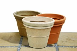 Tapered Plant Pots